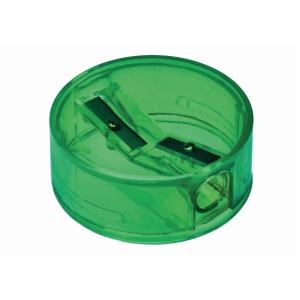 Blyantspidser Linex, dobbelt hul, grøn