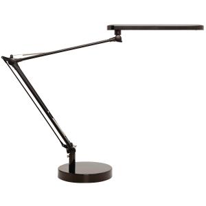 Bordlampe Unilux Mambo LED, sort