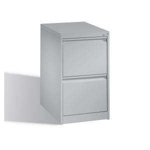 Arkivskab CP Acurado 2 skuffer 73,3 x 43,3 x 59 cm grå