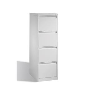 Arkivskab CP Acurado 4 skuffer 135,7 x 43,3 x 59 cm grå