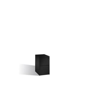 Arkivskab CP Acurado 2 skuffer 73,3 x 43,3 x 59 cm gråsort
