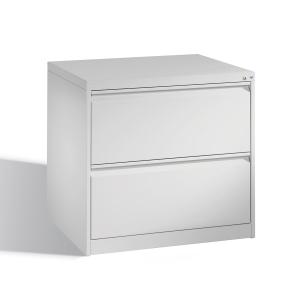 Arkivskab CP Acurado 2 skuffer 73,3 x 78,7 x 59 cm grå
