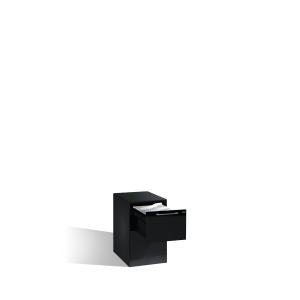 Arkivskab CP Asisto 2 skuffer 69,8 x 44 x 60 cm gråsort
