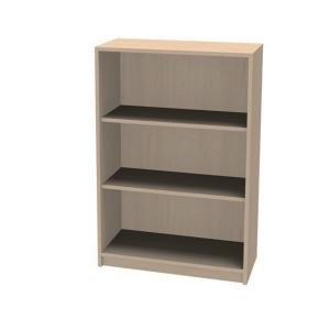 JIVE BOOKCASE 3 R 1153X780X420MM BIRCH