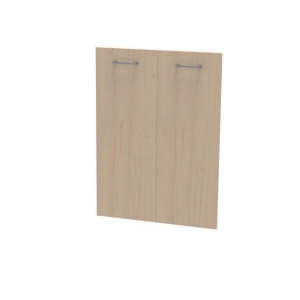 JIVE DOORS 3 ROOM BOOKCASE BIRCH VENEER