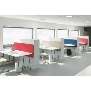 SOFTLINE SCREEN TABL 450X2000X30MM D/BLU