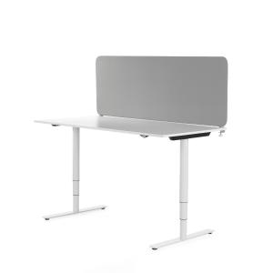 SOFTLINE SCREEN TABL 450X1800X30MM GREY