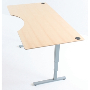 CONSET 200C TABLE CENTER MAPLE 3L 200X10