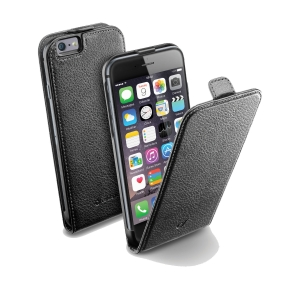 Cover CellularLine skin med flap til iPhone 6