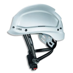 UVEX PHEOS ALPINE SAFETY HELMET WHITE