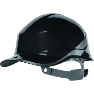 Sikkerhedshjelm Diamond hjelm sort