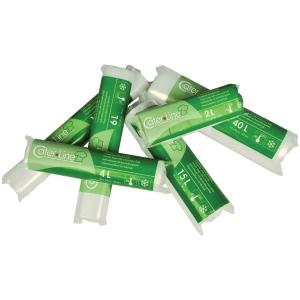 Frysepose plastik 6L 25 x 50 cm rulle a 30 poser