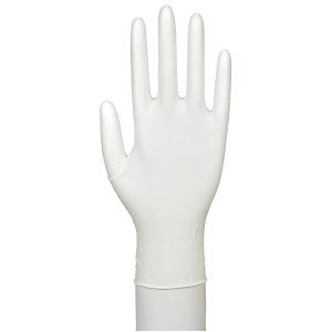 Handsker Abena upudret latex natural s, pakke a 100 stk