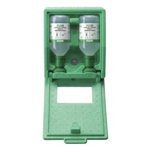 Øjenskyl vægstation Plum, pakke a 2 x 500 ml