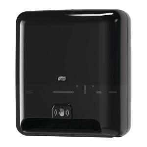 Dispenser Tork H1 Matic Sensor til håndklæderuller sort