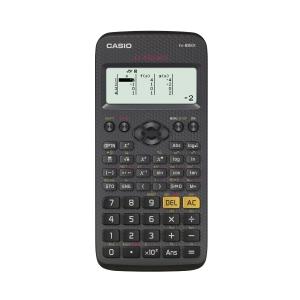 Teknisk regner Casio FX-82EX, sort, 274 funktioner