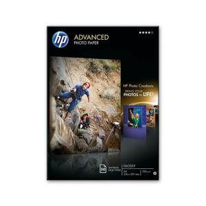 PAPIR HP Q8698A PHOTO PAPIR GLOSSY 250G A4