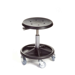 INDUSTRISTOL UFO MEDIUM MED HJUL DIAMETER 40CM