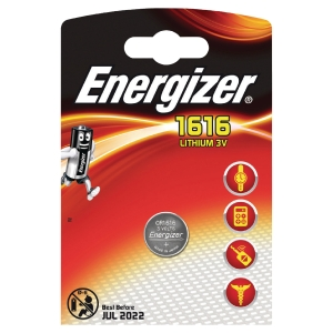 /PK10 ENERGIZER CR1616 BP 80X120