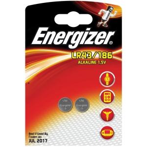 /PK2X10 ENERGIZER LR43/186 BATTERI