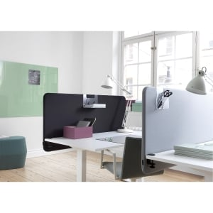 SOFTLINE 30 SCREEN TABLE 180X65X3 CM BLK