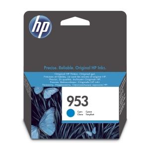 Blækpatron HP 953 F6U12AE 700 sider cyan