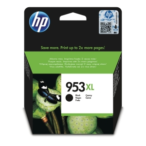 HP953XL I/JET CART L0S70AE BLK