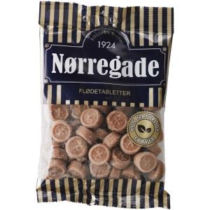 NORREGADE TOFFEE 125G