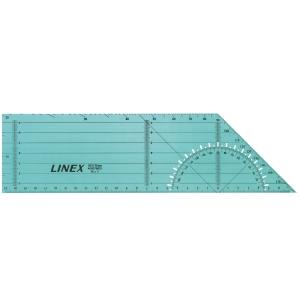 Lineal og geometri trekant Linex