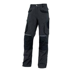 Bukser Deltaplus Mopa2 grå str. m