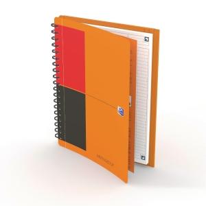 Notesbog Oxford International Meetingbook, linjeret