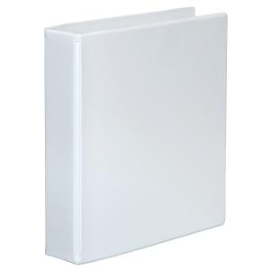 Præsentationsringbind Bantex Panorama, 68 mm, hvid