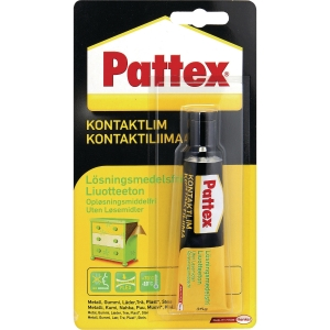 PATTEX CONTACT GLUE SOLVENT FREE 35G