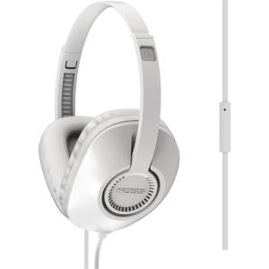 Hovedtelefoner Koss Over-Ear UR23iK med mikrofon hvid