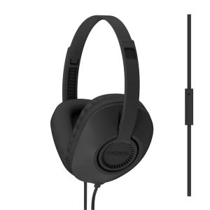 Headset Koss Over-Ear UR23iK med mikrofon sort