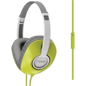Headset Koss Over-Ear UR23iK med mikrofon grøn