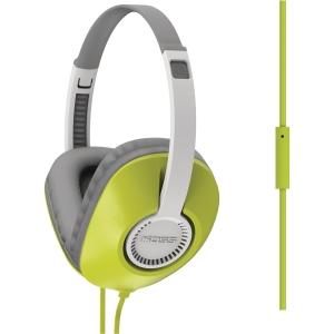 KOSS UR23IG W.MIC HEADPHONES GREEN