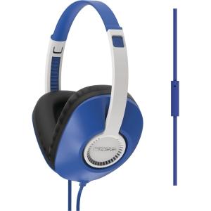 KOSS UR23IB W.MIC HEADPHONES BLUE