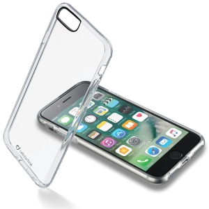 Cover Cellularline iPhone 7 transparent