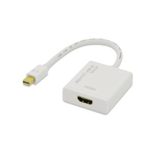 MINI DISPLAYPORT-HDMI EDNET M-F 0.2M