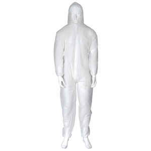 COVERALL PP OX-ON WHITE XXL