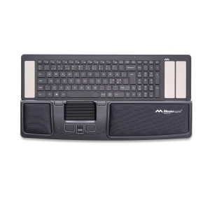 MOUSETRAPPER ADVANCE 2.0 BLACK/WHITE