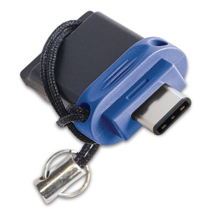 USB-nøgle 3.0 Verbatim Store n go Dual Drive, USB-C/USB-A, 64 GB