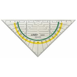 Geometritrekant Linex s2616