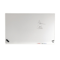 WHITEBOARDTAVLA UNITI MAGNETISK 3018X1248MM