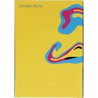 KOPIERINGSPAPPER SWEDEN BOND A4 90G 500 ARK/BUNT VIT