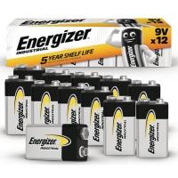 BATTERI ENERGIZER INDUSTRIAL ALKALINE D/LR20/1,5V 12 ST/FP