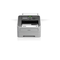 FAX BROTHER 2840 MONO LASER