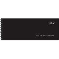 KALENDER BURDE 91 1352 STOR PLANKALENDER ELEGANT ALMANACKA SPIRALBUNDEN 510X95MM