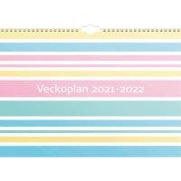 SKOLKALENDER VECKOPLAN 90 1827 420X297MM